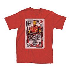 Marvel® Iron Man™ King Card Graphic Tee