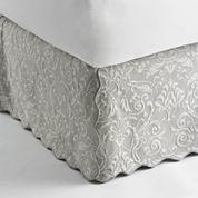 Royal Velvet® Coralie Damask Matelassé Coverlet & Accessories