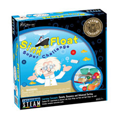 Great Explorations STEAM Learning System - Engineering: Sink or Float Super Challenge