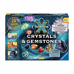 Ravensburger Science X Maxi - Crystals & Gemstones