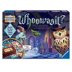 Ravensburger Whoowasit? Board Game