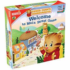 Briarpatch Daniel Tiger's Neighborhood Welcome toMain Street Game
