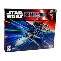 Hasbro Star Wars Battleship Game