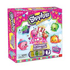 Pressman Toy Shopkins Supermarket Scramble Game