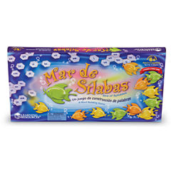 Learning Resources Mar de Silabas (Sea of Syllables) Game