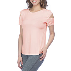 PL Movement By Pink Lotus Short Sleeve Sweatshirt