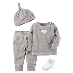 Carter's 4-pc. Layette Set-Baby Unisex