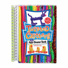 Klutz Twisted Critters the Pipe Cleaner Book