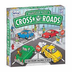Popular Playthings Crossroads Brain Teaser