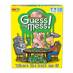 R and R Games Guess The Mess