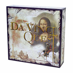 John N. Hansen Co. The Da Vinci Quest Game