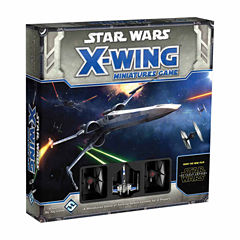 Fantasy Flight Games Star Wars X-Wing Miniatures Game - The Force Awakens Core Set