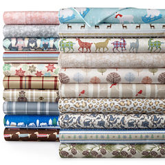 Micro Flannel® Print Sheet Set