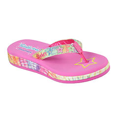 Skechers® Twinkle Toes Girls Sunshines Sandals - Little Kids