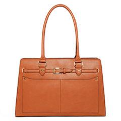 Liz Claiborne Gloria Laptop Tote Bag