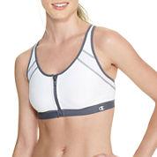 Champion® Zip-Front Sports Bra - 7920