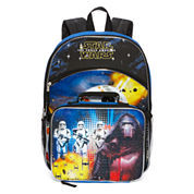 Star Wars® The Force Awakens Backpack with Lunchkit - Boys