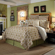Croscill Classics® Bay Breeze 4-pc. Comforter Set & Accessories