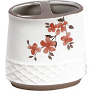 Saturday Knight Coral Garden Toothbrush Holder