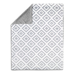 The Peanut Shell Peanut Shell Mix And Match Velour Stroller Blankets