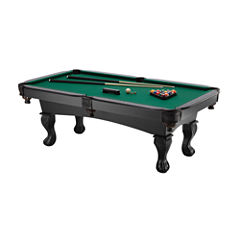 Fat Cat 7 Ft Kansas Billiards Table with Ball andClaw Legs