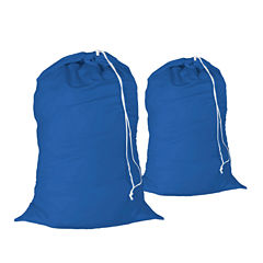 Honey-Can-Do 2-pk. Cotton Laundry Bag