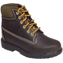 Deer Stags® Mack Boys Hiking Boots - Little Kids/Big Kids
