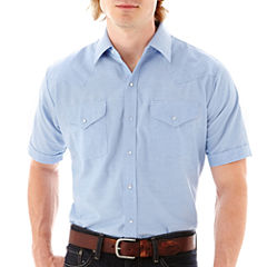 Ely Cattleman® Short-Sleeve Western Shirt