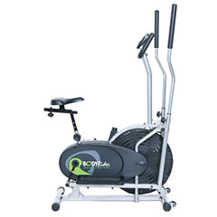 Body Flex Cardio Dual Trainer Elliptical