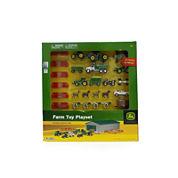 John Deere 25-pc. Toy Playset
