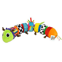Lamaze Mix and Match Caterpillar Plush Toy