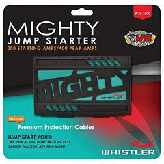 Whistler WJS-3500 MIGHTY Jump Starter