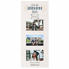 Cathy's Concepts Personalized Graduation Multi Photo Frame