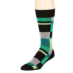 JF J. Ferrar® Mens Crew Socks