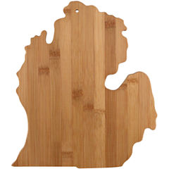 Totally Bamboo® Michigan Cutting Board