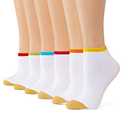 GoldToe® 6-pk. Cushion No Show Socks