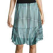 Worthington® Chiffon Flippy Skirt - Tall