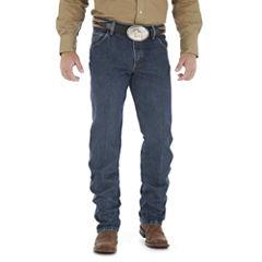 Wrangler® Regular-Fit Premium Performance Cowboy-Cut Jeans