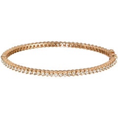 "telio! by Doris Panos Rose-Tone ""Sophia"" Bangle"