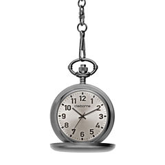 Liz Claiborne Mens Pocket Watch-Clm1220