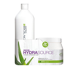 Matrix Biolage Hydrasource Value Set - 67.6 oz.