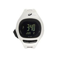 Asics AP02 Runner White Watch-CQAP0203Y
