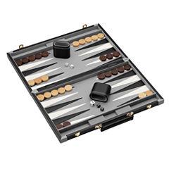 Mainstreet Classics 22.5Inch Backgammon Set