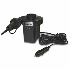 Swimline 12-Volt Accessory Outlet Electric Pump for Inflatables