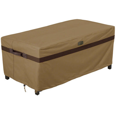 Superior Classic Accessories® Hickory Rectangular Ottoman/Table Cover
