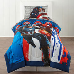 Marvel® Captain America Civil War Twin Comforter