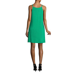 a.n.a Sleeveless Trapeze Dress