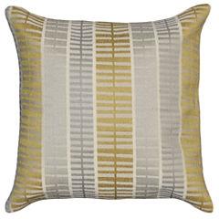 Gunther Stripe Rectangular Throw Pillow