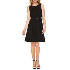 Alyx Sleeveless Fit & Flare Dress