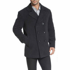 Mens Pea Coats & Peacoats for Men - JCPenney